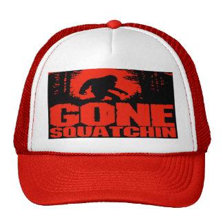 Gorra ido divertido de Squatchin - edición de New