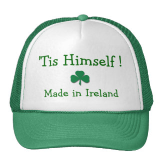 """""""Gorra irlandés de Tis mismo"""