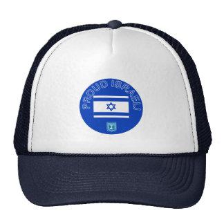 Gorra israelí orgulloso