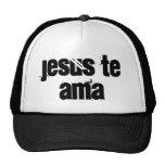 Gorra - Jesús le ama