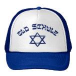 Gorra judío de la estrella del judaísmo de la escu