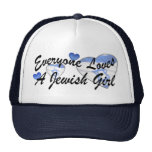 Gorra judío del chica de los amores