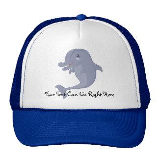 Gorra juguetón del delfín