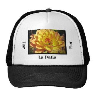 Gorra - La Dalia Amarilla