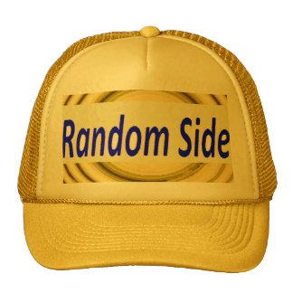 Gorra lateral al azar del logotipo