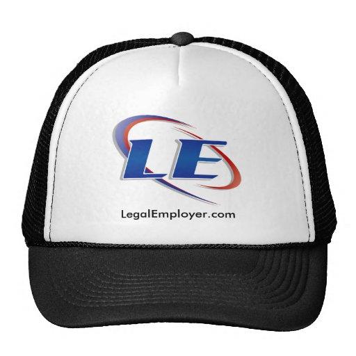 Gorra legal del patrón