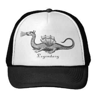 Gorra legendario del dragón