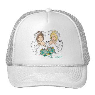 Gorra lesbiano del boda