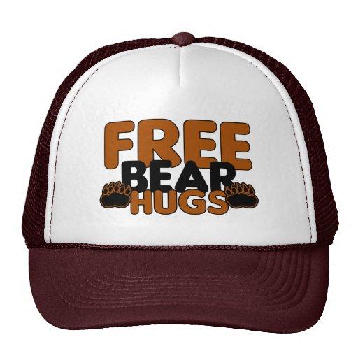 Gorra libre de los abrazos de OSO