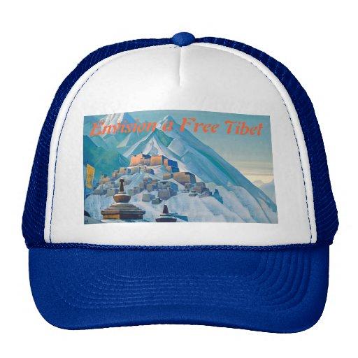 Gorra libre de Tíbet