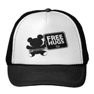 Gorra libre del camionero del oso de los abrazos
