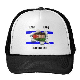 Gorra libre libre de Palestina