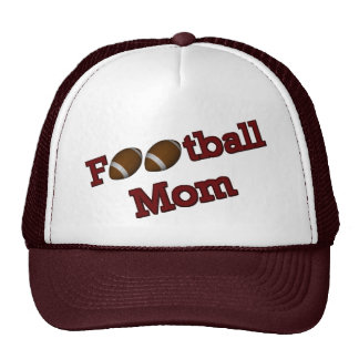 Gorra lindo de la mamá del fútbol