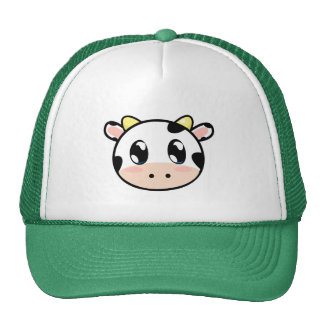 Gorra lindo de la vaca de Lil