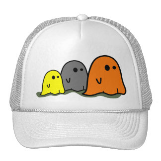 Gorra lindo de los fantasmas de Halloween