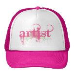 Gorra lindo del artista