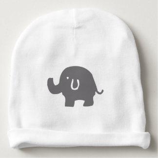 Gorra lindo del bebé del elefante del bebé gorrito para bebe