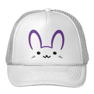 Gorra lindo del camionero del conejito