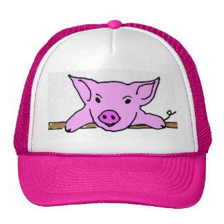 Gorra lindo del cerdo EA