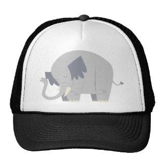 Gorra lindo del elefante