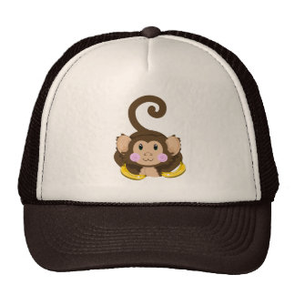 Gorra lindo del mono