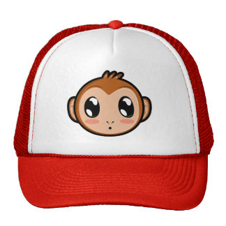 Gorra lindo del mono de Lil