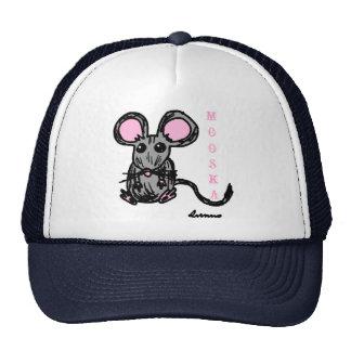 Gorra lindo del ratón de Mooska