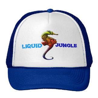 Gorra líquido del camionero de la selva del Seahor