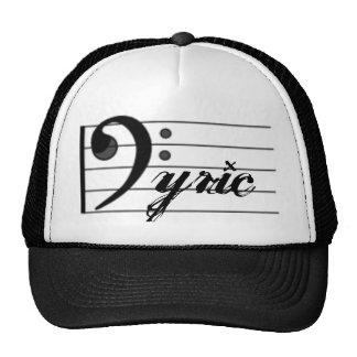 gorra lírico