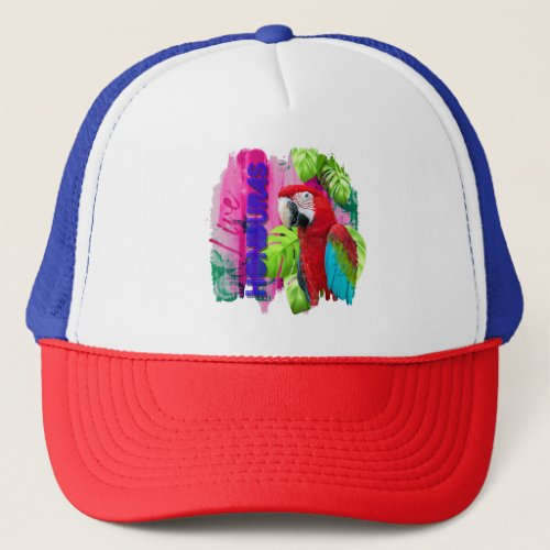 Gorra Live Honduras Trucker Hat