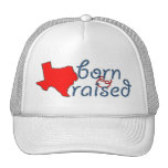 Gorra llevado y aumentado de TX