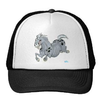 Gorra loco del caballo