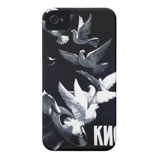 Gorra mágico - Igor Kio Case-Mate iPhone 4 Protectores