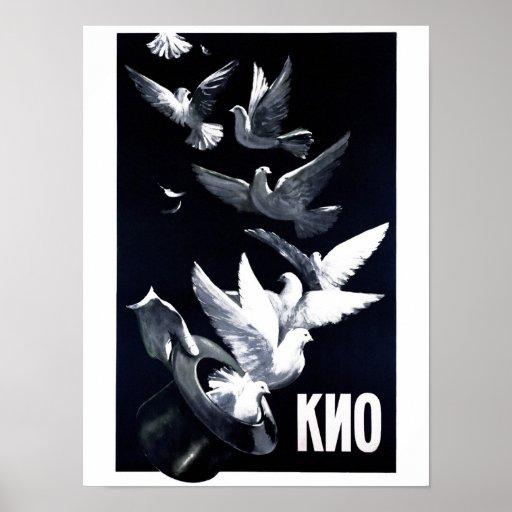 Gorra mágico - poster de Igor Kio