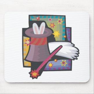 Gorra mágico tapete de ratones