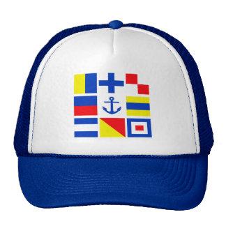 Gorra marítimo - elija el color