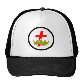 Gorra masónico de Templar del caballero