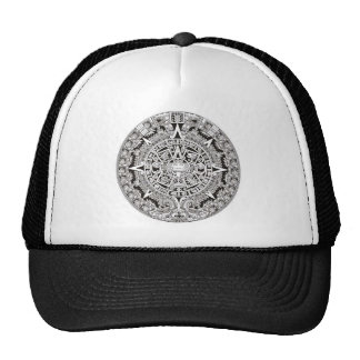 Gorra maya del camionero del calendario