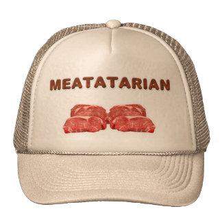 gorra meatatarian