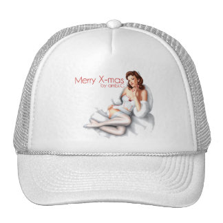 gorra merry chrismas diseño by ambi. G