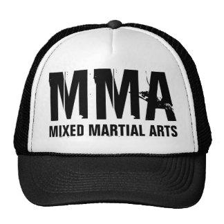 Gorra mezclado de los artes marciales del