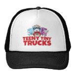 Gorra minúsculo pequeñito del camionero de los cam