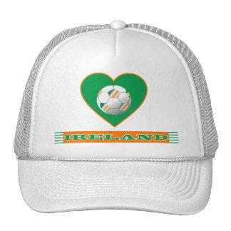 GORRA NATIONAL TEAM IRELAND color blanco