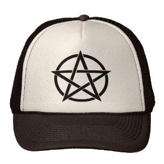 Gorra negro del camionero
