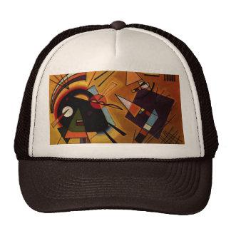 Gorra negro y violeta de Kandinsky