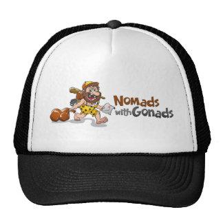 Gorra - nómadas con las gónadas