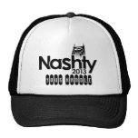 Gorra oficial 2013 del camionero de Nashty Meetup