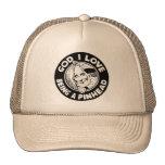 Gorra oficial de Dirtball de la cabeza de alfiler