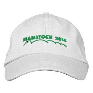 """Gorra oficial de """"Hamstock 2014"""" Gorra De Beisbol"""