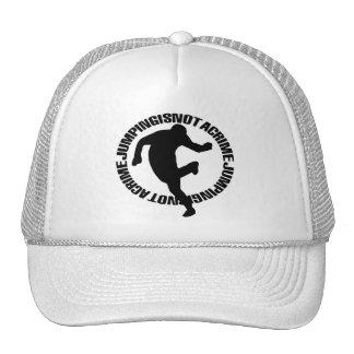 Gorra oficial de Jumpstyle